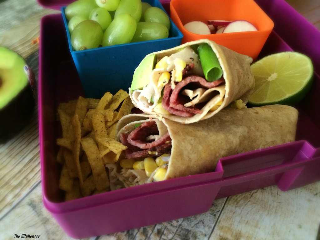 southwest turkey wrap 3