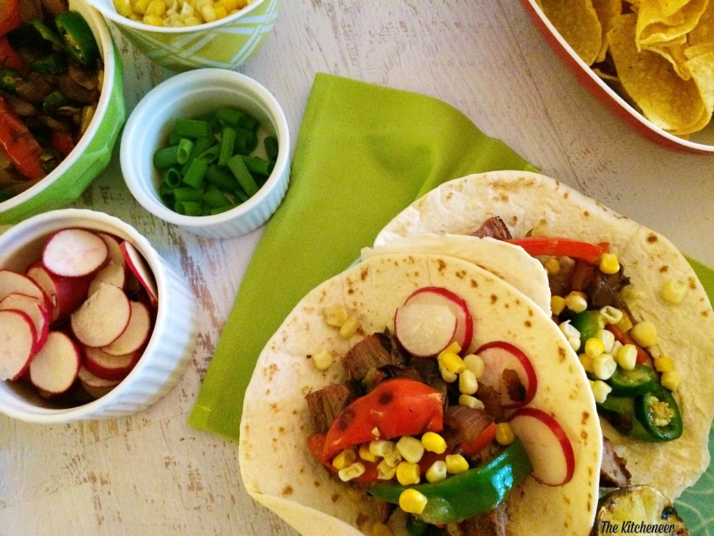 Grilled lime tacos 5