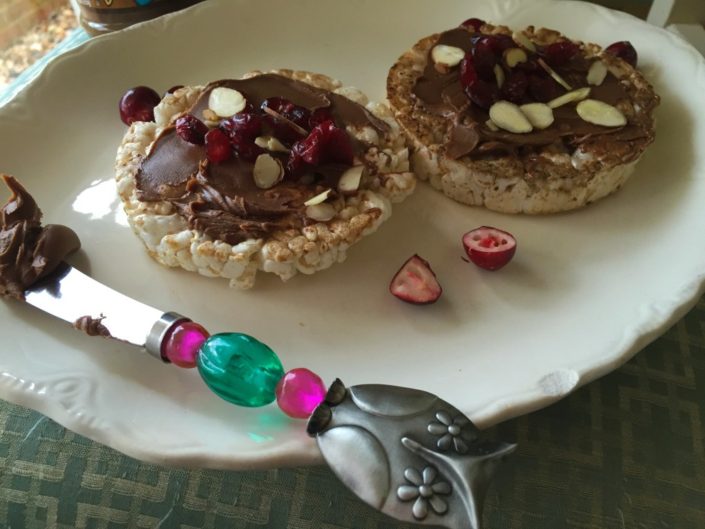 Chocolate-Cranberry-Toasted-Rice-Cakes