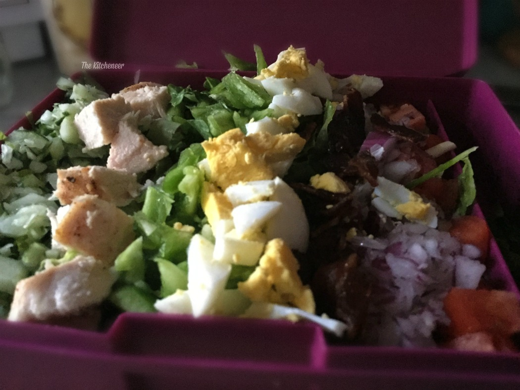 favorite version of the Cobb salad is the Grilled Chicken Cobb Salad ...