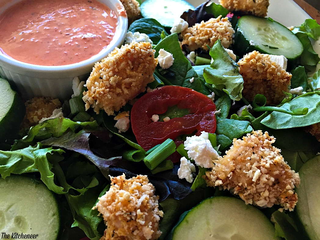 Popcorn-Chicken-Salad