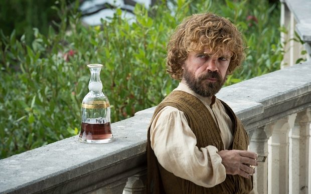 No Merchandising. Editorial Use Only. No Book Cover Usage Mandatory Credit: Photo by HBO/Everett/REX_Shutterstock (4705667g) Peter Dinklage, 'The Wars To Come', (Season 5, ep. 01) Game of Thrones - 2015