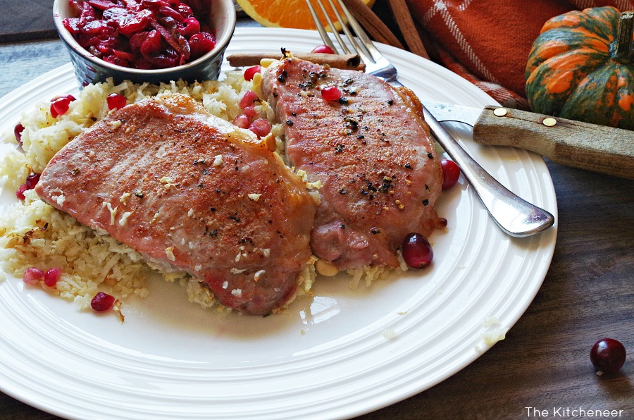baked_pork_chops_with_rice_kickin_cranberry_sauce