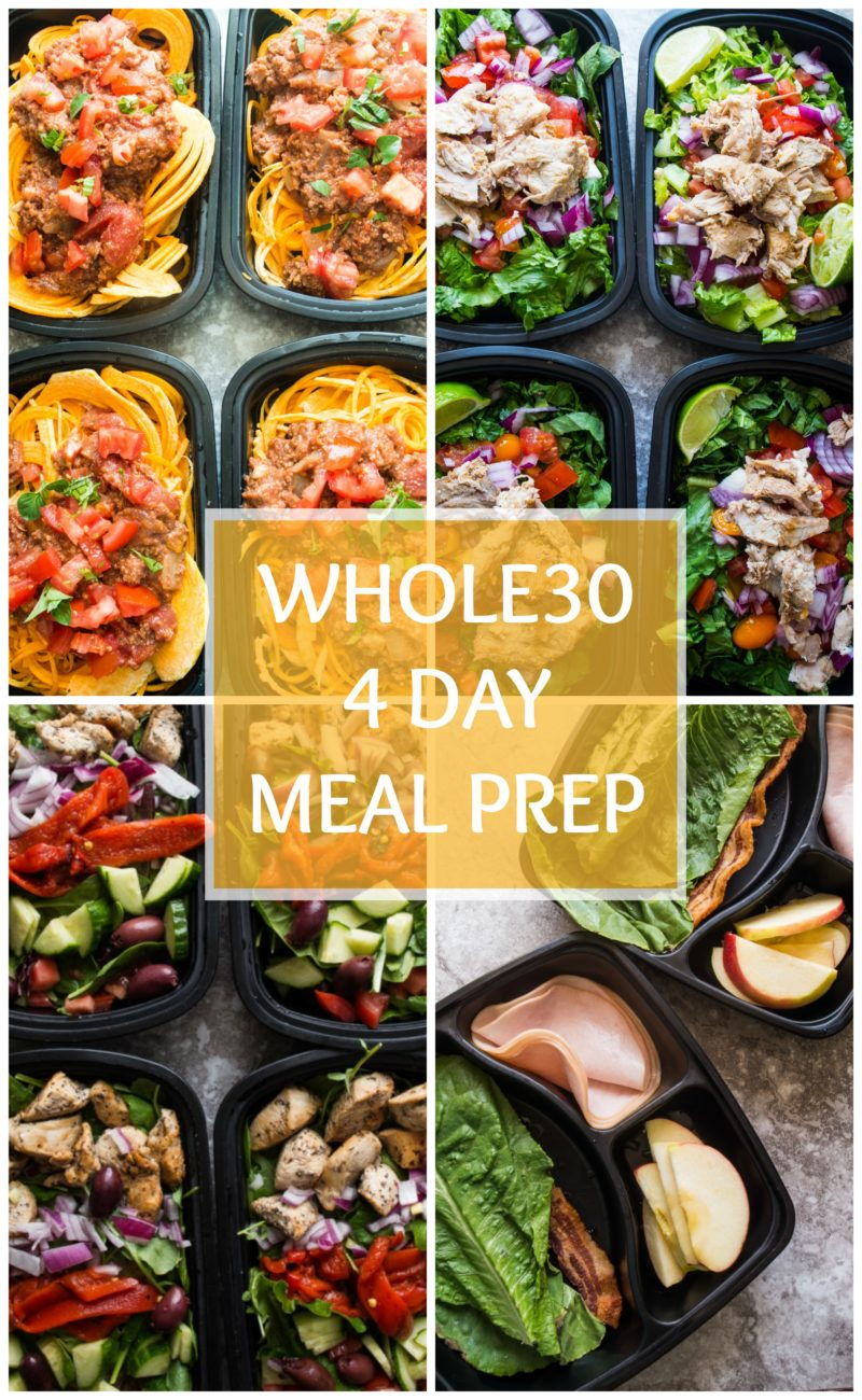 Best whole30 meal plan ever! Easy instructions and whole30 compliant meals for the week! |thekitcheneer.com